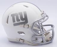 NFL New York Giants Riddell Ice Alternate Speed Mini Replica Helmet
