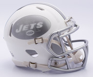 NFL New York Jets Riddell Ice Alternate Speed Mini Replica Helmet