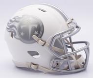 NFL Tennessee Titans Riddell Ice Alternate Speed Mini Replica Helmet