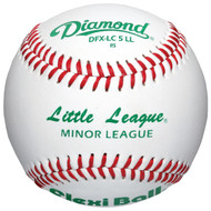 Diamond DFX-LC5 LL Little League Minor League Baseballs(Dozen)