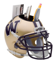 Washington Huskies Mini Helmet Desk Caddy by Schutt