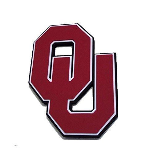 Oklahoma Sooners 3d Fan Foam Logo Sign