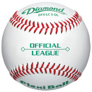 Diamond DFX-LC5 OL Official League Baseballs(Dozen)