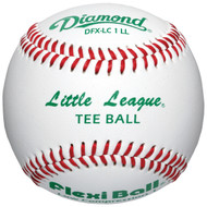 Diamond DFX-LC1 LL Leather Baseballs (Dozen)