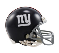 New York Giants 1961-74 Throwback Riddell Mini Helmet