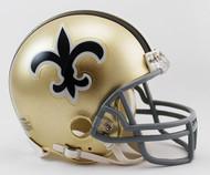 New Orleans Saints 1967-75 Throwback Riddell Mini Helmet