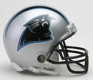 Carolina Panthers 1995-2011 Throwback Riddell Mini Helmet