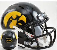 Iowa Hawkeyes (America Needs Farmers) Revolution SPEED Mini Helmet