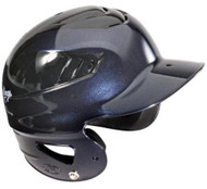 Rawlings Highlight Coolflo Batting Helmet (Navy)
