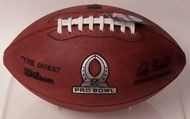 2017 NFL Pro Bowl Official Leather Authentic Game Football
