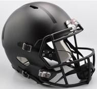 Ohio State Buckeyes 2016 Flat Canon Gray Alternate Riddell Full Size Replica Speed Helmet
