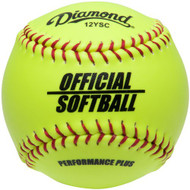 "Diamond 12"" Synthetic Optic Cover Softball"