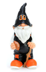NFL Cincinnati Bengals Garden Gnome