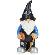 NFL Carolina Panthers Garden Gnome