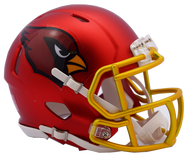 Arizona Cardinals Riddell Speed Mini Helmet - Blaze Alternate 2017