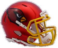 Arizona Cardinals Riddell Speed Mini Helmet - Blaze Alternate 2017