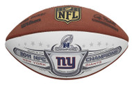 Wilson New York Giants 2011 NFC Conference Champions Football-LIMITED EDITION!