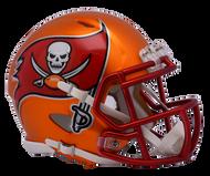 Tampa Bay Buccaneers Riddell Speed Mini Helmet - Blaze Alternate