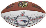 Wilson New England Patriots 2011 AFC Conference Champions Football- LIMITED EDITION!