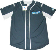 Toronto Blue Jays Black Majestic MLB Men's Official Jersey