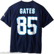 Antonio Gates San Diego Chargers Majestic Eligible Receiver T-Shirt