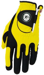 Zero Friction NFL Green Bay Packers Yellow Golf Glove, Left Hand