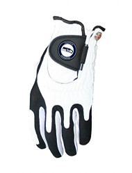 Zero Friction NFL Seattle Seahawks White Golf Glove, Left Hand