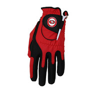 Zero Friction NFL San Francisco 49ers Red Golf Glove, Left Hand