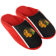 Chicago Blackhawks NHL Adult Mens Sizes Jersey Slide Slippers
