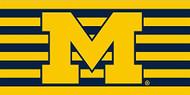 "Michigan Wolverines Fiber 30"" X 60"" Beach Bath Towel"