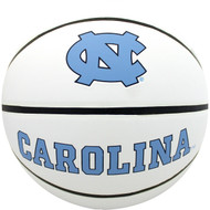 "North Carolina Tar Heels Official Full Size 29.5"" Autograph Basketball"