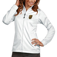 Las Vegas Golden Knights Women's White Golf Jacket