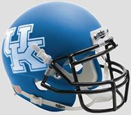 Kentucky Wildcats Alternate Matte Royal Schutt Authentic Mini Helmet