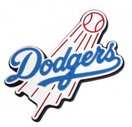 Los Angeles Dodgers Logo 3D Fan Foam Logo Sign