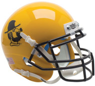 Appalachian State Mountaineers Yosef Gold Schutt Mini Authentic Helmet