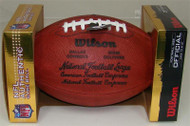 Super Bowl VI (Six 6) Official Leather Authentic Game Football by Wilson