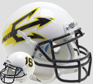 Arizona State Sun Devils White Alternate Schutt Mini Authentic Helmet