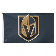 Las Vegas Golden Knights 3 x 5 ft NHL Deluxe Team Flag
