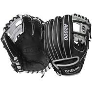 """Wilson A2000 1788 11.25"""" Infield Baseball Glove - Right Hand Throw"""