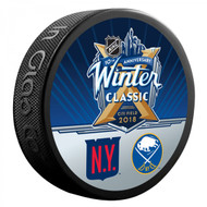 2018 Winter Classic NHL Dueling Sherwood Souvenir Puck