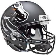 Boise State Broncos Alternate 4 (Matte Black) Schutt Replica XP Full Size Helmet