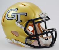 Georgia Tech Yellow Jackets Revolution SPEED Mini Helmet