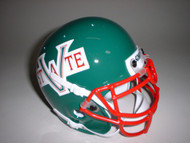 Mississippi Valley State Delta Devils 1984 Throwback Schutt Mini Authentic Helmet