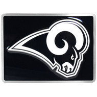 LOS ANGLES RAMS NFL TRUCK TRAILER HITCH COVER