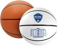2018 NCAA Villanova Wildcats Champions Full Size Commemorative Basketball with Full Schedule