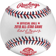 2018 MLB Official All-Star Game Baseball in Box