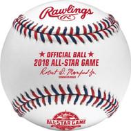 Dozen 2018 MLB Official All-Star Game Baseballs