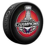 2018 NHL Stanley Cup Champions Washington Capitals Souvenir Puck