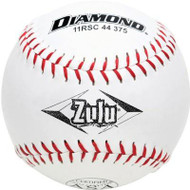 Diamond 11-Inch Super Synthetic Cover Softballs, Cork Core, 44 COR, 375 Compression, ASA Stamped, (Dozen)
