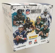 2018 Panini NFL Football Sticker Collection Box 50 Packs (250 Stickers)